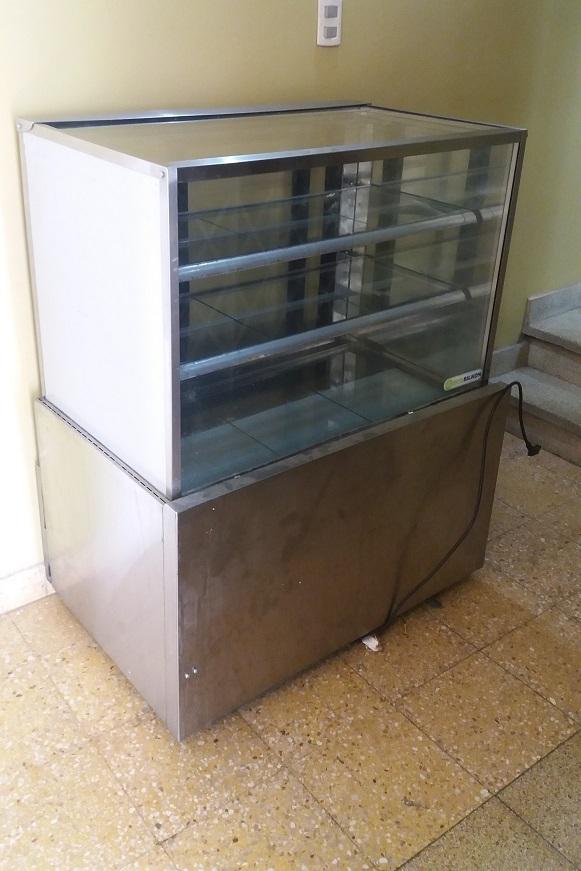 Vitrina refrigerada Titanium Ecosilkon
