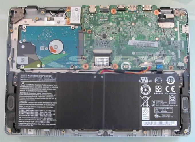 Batería interna para Notebook Sleekbook Acer Toshiba Hp varios