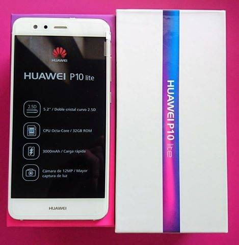Huawei P10 Lite libres y nuevos en caja