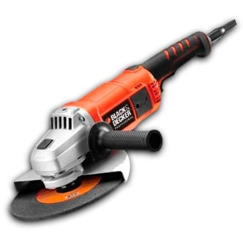Amoladora Angular Black & Decker G2207 180 mm 2200 W