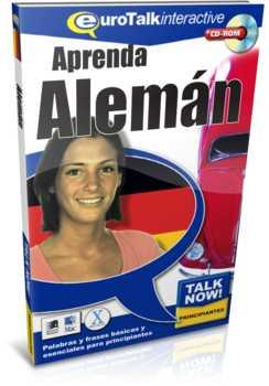 Curso de Aleman en CD. 1. TALK NOW.