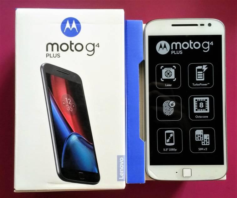 Motorola Moto G4 Plus libres y nuevos en caja