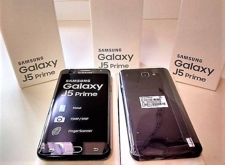 Samsung Galaxy J5 Prime libres y nuevos