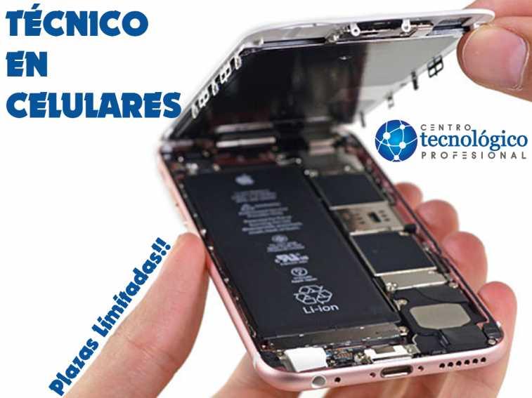 Curso de reparación de teléfonos celulares de alta gama