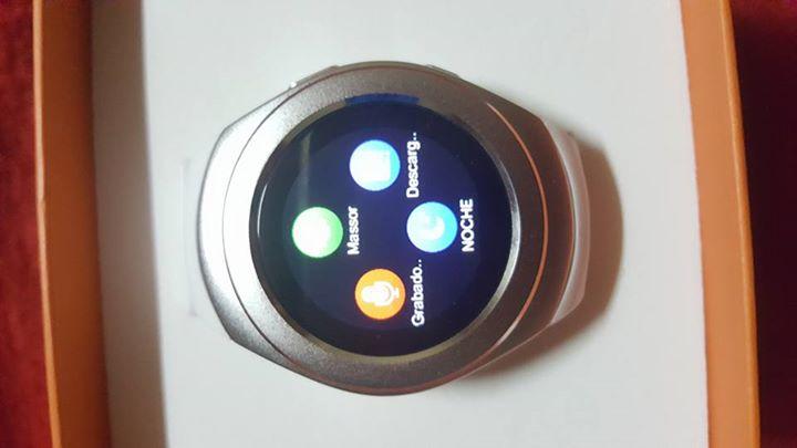 Reloj Smartwatch 8