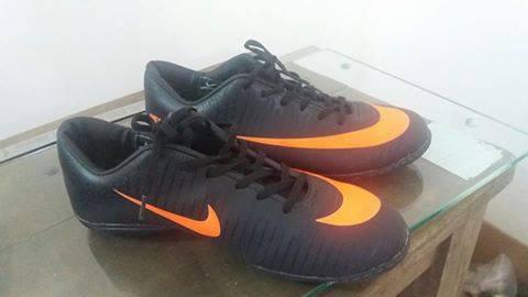 Botin Nike todo terreno Brasilero