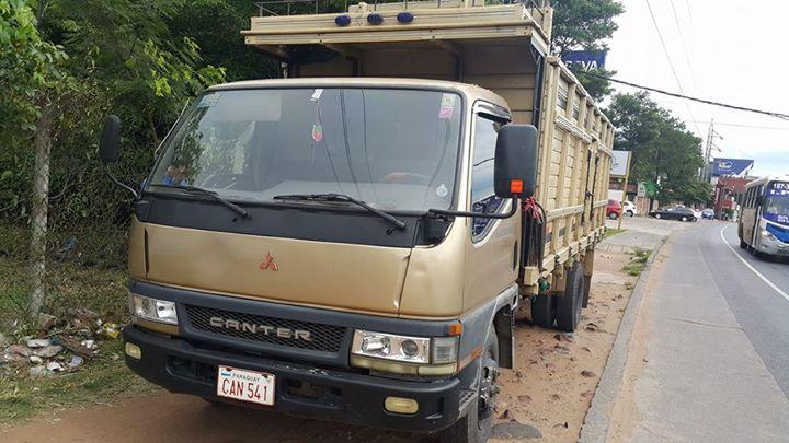 Mitsubishi Canter 2000 para 5.000 kg