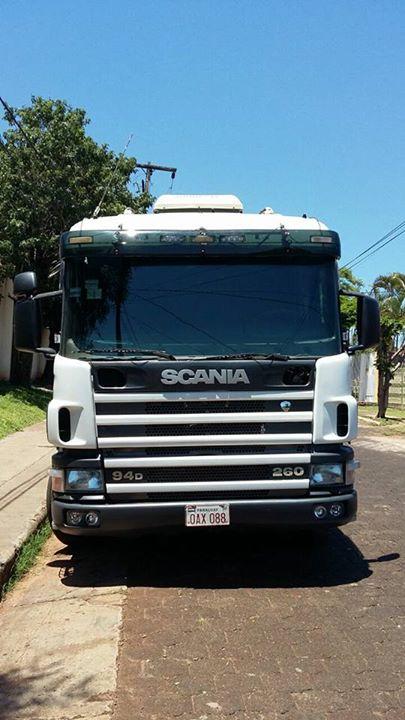 Scania 2000 94D 260