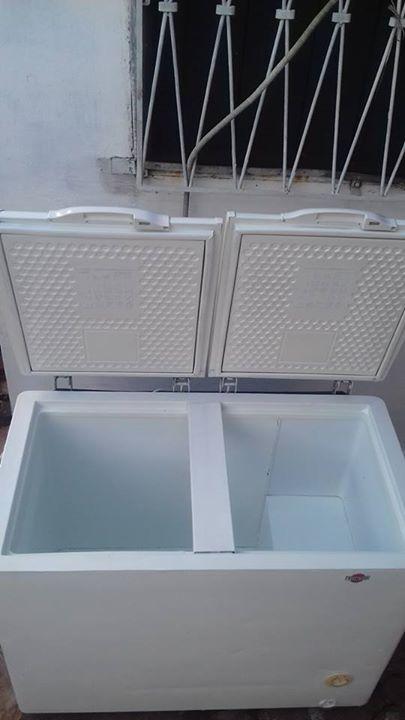 Congelador 420 litros