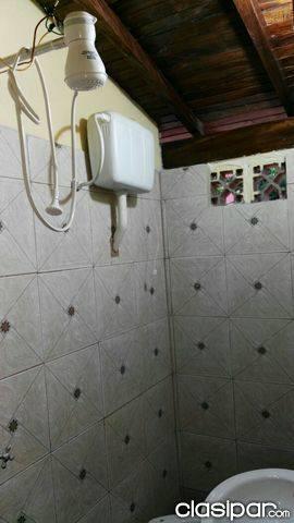 Habitacion con baño independiente