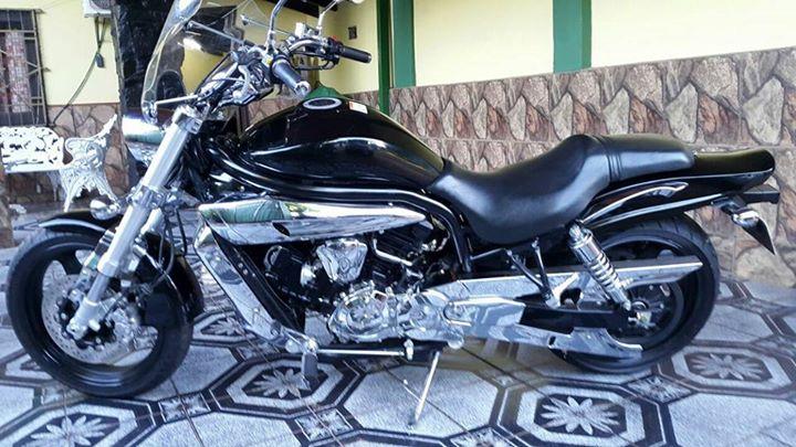 Motocicleta Hyosung 650cc 2008