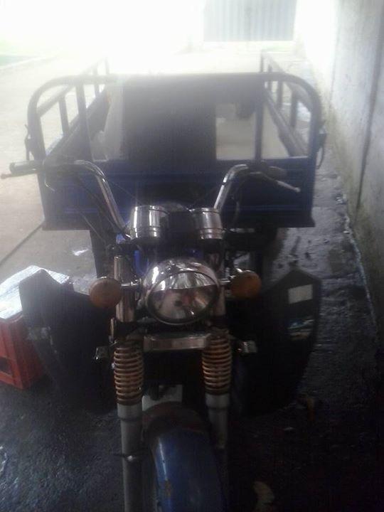 Motocarro motor 200 cc