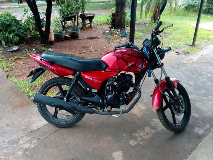Moto Yamazuky 150 cc