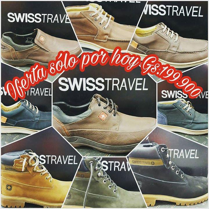 Calzados Swisstravel