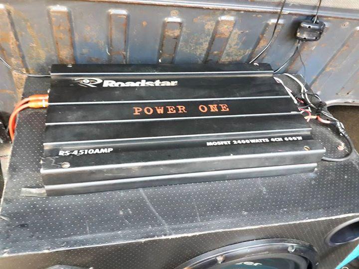 Amplificador digital Power One
