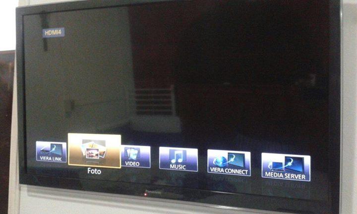 TV Panasonic de 42 pulgadas