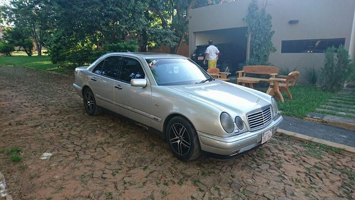 Mercedes Benz 1998 de condor