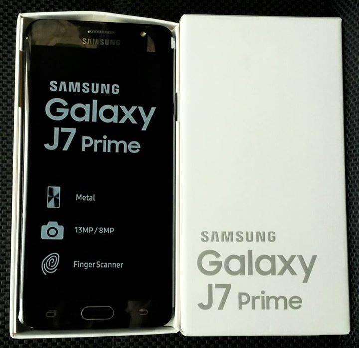 Samsung Galaxy J7 Prime libres y nuevos