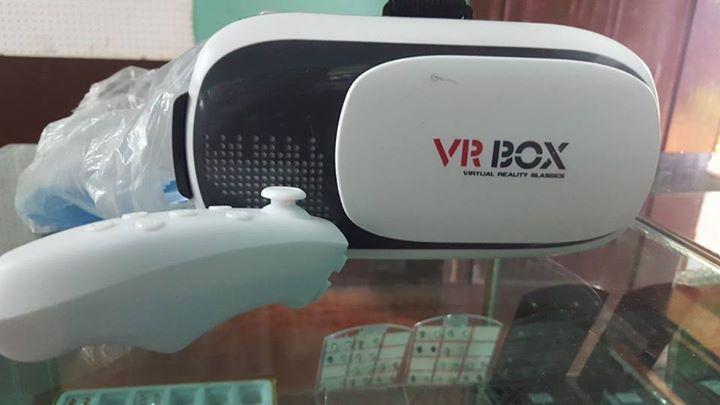 Lente 3D con control para celulares