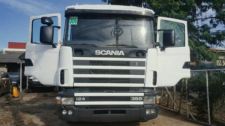 Scania caballito caja3y3 bomba sencilla